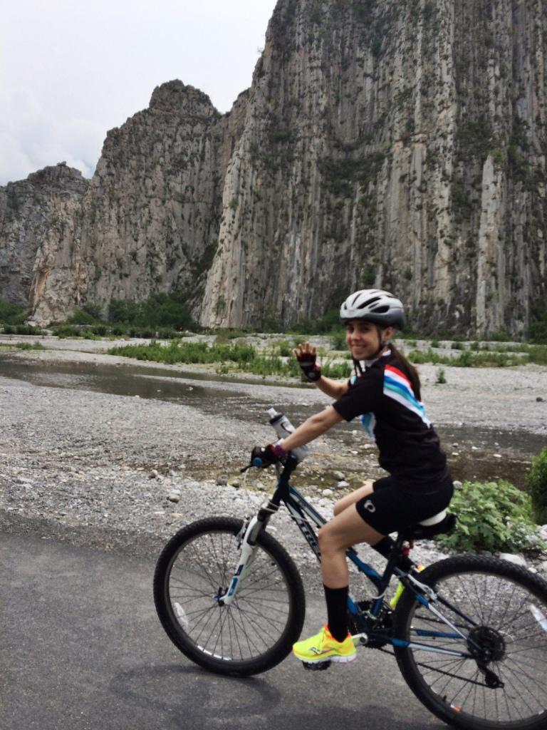 Bici en la Huasteca